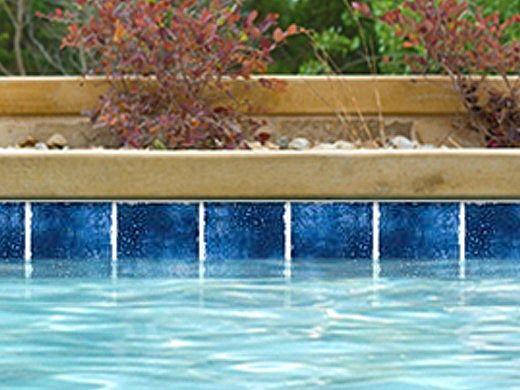 National Pool Tile Boardwalk 6x6 Series | Ocean | BDW-OCEAN