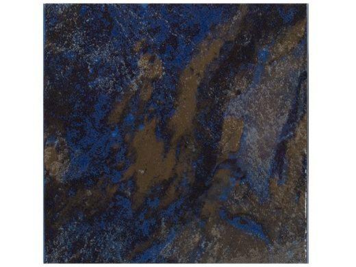 National Pool Tile Coral 6x6 Series | Blue | CRL-BLUE