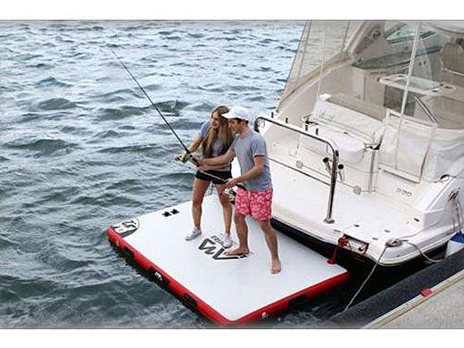 Aqua Marina 8-Foot Inflatable Island | SUP-515925