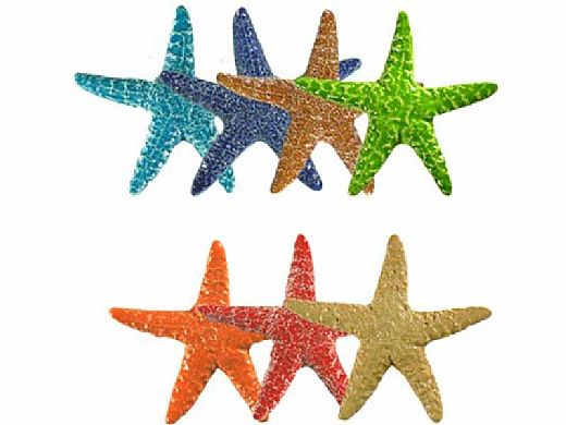 "Artistry In Mosaics Starfish Mosaic   Brown - 5""   STABROB"