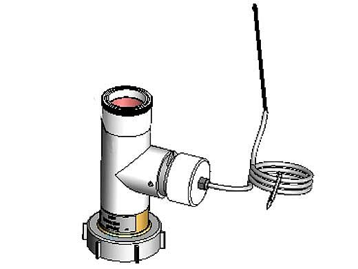 Autopilot Salt System Tri Sensor Assembly With Cord And O