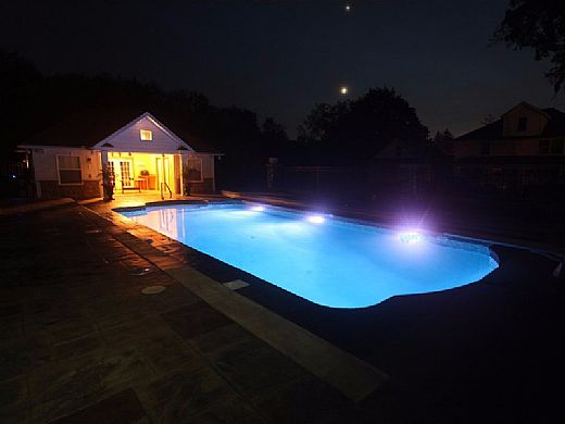 SR Smith PT-6000 Fiber to LED Lightning Kit | Includes Power Center Plus Wireless Remote Control and 2 Treo LED Pool Lights | 2TR-PT-6000
