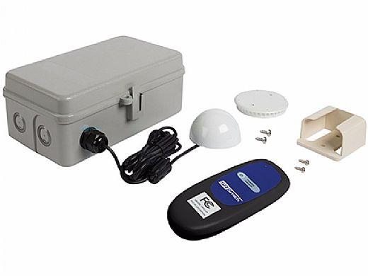 SR Smith WIRTRAN Lighting Control System with Remote | Includes 3 Fiberglass LED Pool Light | 3FG-WIRTRAN