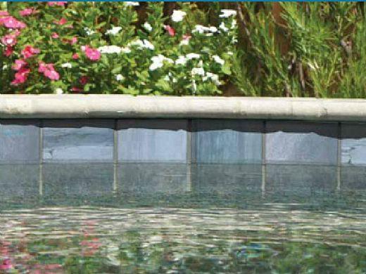 National Pool Tile Waterfall 6x6 Series Angel Wrf Angel