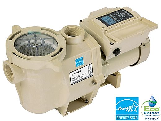 Pentair IntelliFlo Variable Speed High Performance Pump VS+SVRS 3.2kW 3HP Max 230V | 011057