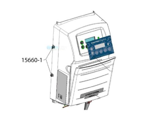 AutoPilot 4 Thumbscrews for DIG-220 Digital Power Center 15660-1