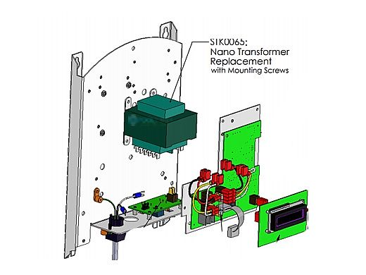 AutoPilot Kit   Eco Nano/AG/Nano/Cubby Digital Transformer Replacement   STK0065