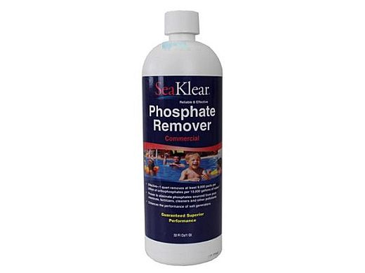 SeaKlear Commercial Strength Phosphate Remover | 1 Quart | 1040105