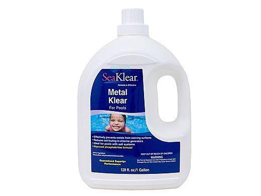 SeaKlear Metal Klear   1 Gallon   1110019