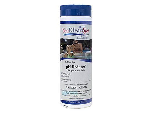 SeaKlear Spa pH Reducer   2.5 lbs   1140405