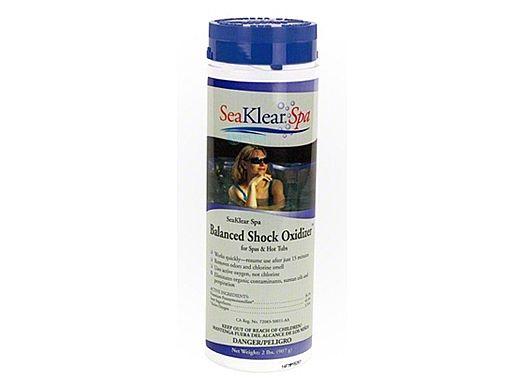 SeaKlear Spa Balanced Shock Oxidizer | 2 lbs | 1140311