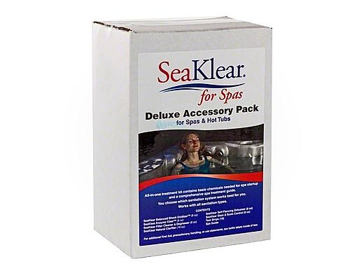 SeaKlear Spa Deluxe Accessory Pack   1140502