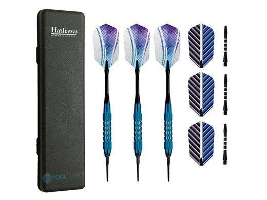 Hathaway Galaxy Soft Tip Darts | Set of 3 | NG1057 BG1057