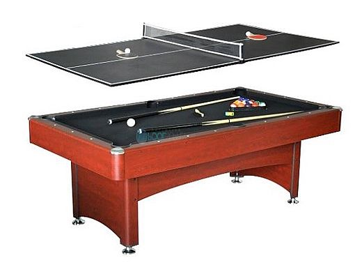 Carmelli Bristol Foot Pool Table With Ping Pong Top NG - Carmelli pool table