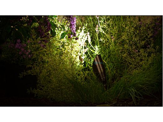 FX Luminaire FB 3 LED Up Light   Bronze Metalic   Luxor Compatible Only   FB-ZD-3LED-BZ