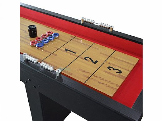 Hathaway Avenger 9-Foot Recreational Shuffleboard Table | NG1203 BG1203