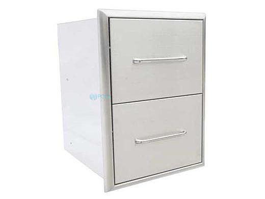 SABER Two Drawer Cabinet | K00AA1914