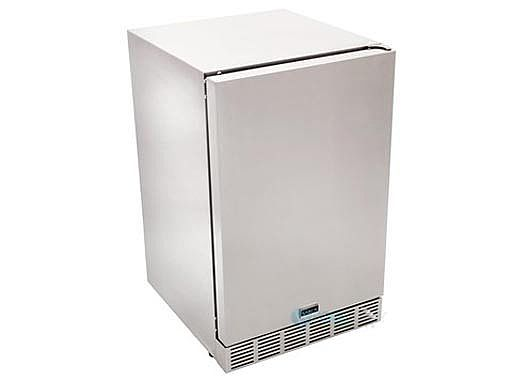 SABER 4.1 cu ft Outdoor UL Rated Stainless Steel Refrigerator | K00AA3314