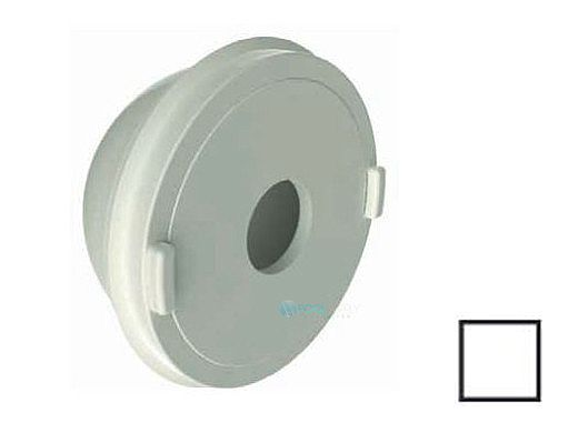"AquaStar Choice 1/2"" Orifice Eyeball and Nut | White | ENC101"