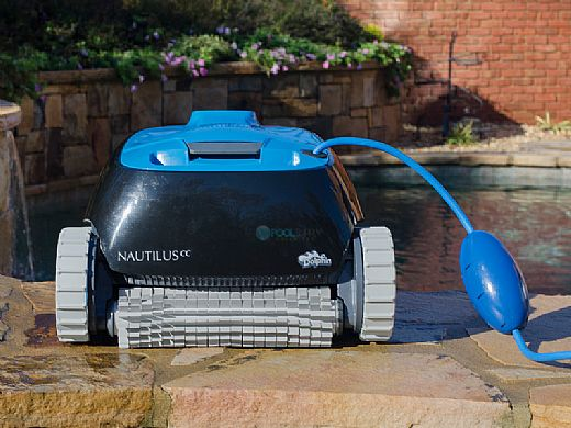 Maytronics Dolphin Nautilus CC Inground Robotic Pool Cleaner with CleverClean | 99996113-US
