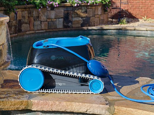 Maytronics Dolphin Nautilus CC Inground Robotic Pool Cleaner with CleverClean   99996113-US