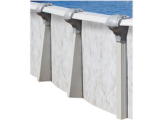 """Tahoe 12' x 20' Oval Above Ground Pool 