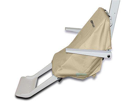 SR Smith Seat Saver Pool Lift Cover | Tan | 970-5000T