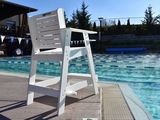 "SR Smith Sentry 30"" Lifeguard Chair 