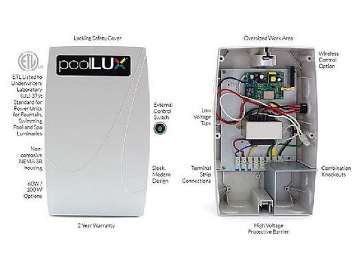 Sr Smith Poollux Power Transformer Lighting Control System