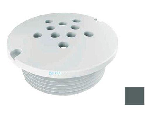 "AquaStar Pool Products Bubbler Plate 1.5"" | Dark Gray | BP105"