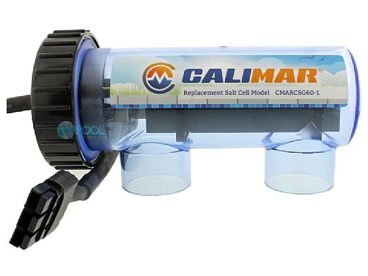 CaliMar® Platinum Series Replacement Salt Cell for CMARSSG20-5 with Housing | up to 20,000 Gallons | CMARCSG20-COMPL