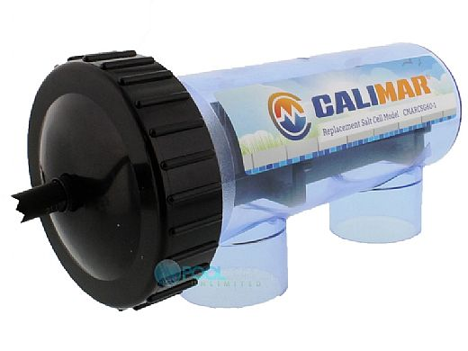 CaliMar® Platinum Series Replacement Salt Cell for CMARSSG40-5 with Housing   up to 40,000 Gallons   CMARCSG40-COMPL