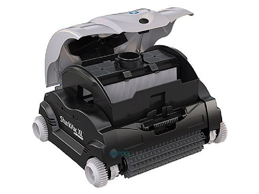 Hayward SharkVac XL Robotic Pool Cleaner with Caddy   60' Cord   W3RC9742WCCUBY