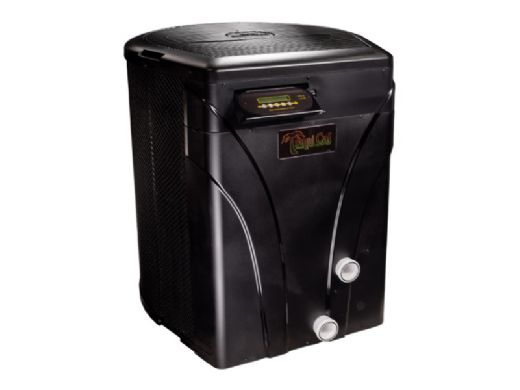 AquaCal TropiCal T75 Heat Pump | 72K BTU Titanium Heat Exchanger | Single Phase 220V 60HZ | T075AHDSBLH