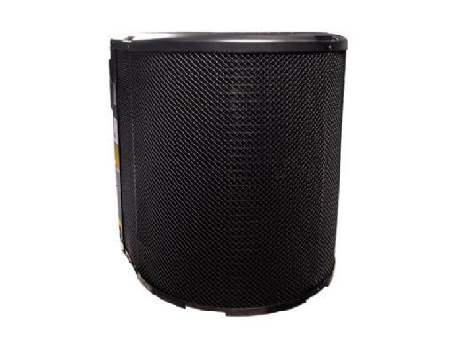 AquaCal TropiCal T55 Heat Pump | 51K BTU Titanium Heat Exchanger | Single Phase 220V 60HZ | T055AHDSBLH
