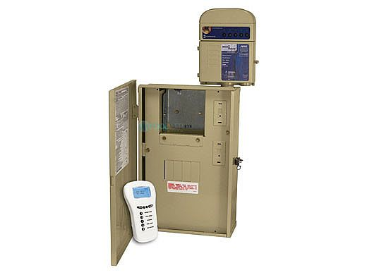 Intermatic MultiWave™ Basic Wireless Control System   with 60 AMP ...
