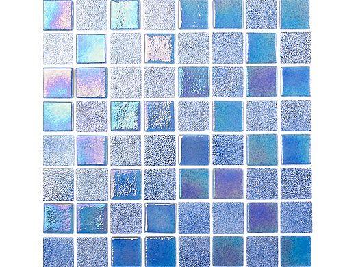 National Pool Tile Opal Glass 1.5x1.5 Tile | Sky Blue | OPL-SKY