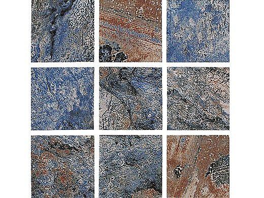 National Pool Tile Gemstone 2x2 Series | Blue | GMS-BLUE2X2