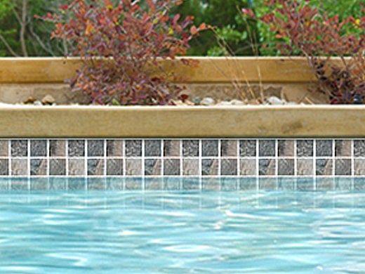 National Pool Tile Gemstone 2x2 Series | Emerald | GMS-EMERALD2X2