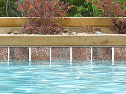 National Pool Tile Tundra 6x6 Series   Multicolor   TUN-MULTICOLOR