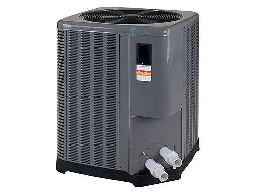 Raypak Heat Pump 5450 Model 103K BTU | Titanium Heat Exchanger | Digital Controls | M5450ti-E 016012 R5450ti-E 016010