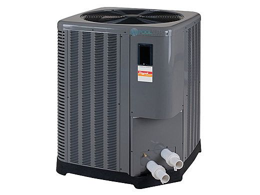 Raypak Heat Pump 6450 Model 119K BTU | Titanium Heat Exchanger | Digital Controls | M6450ti-E 016017 R6450ti-E 016015