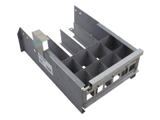 Raypak 266A Burner Tray without Manifolds & Burners | 010422F