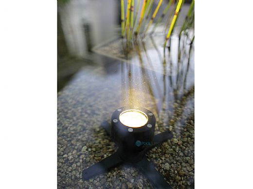 in-lite SUB Underwater LED Spotlight | 12V 4.5W | Charcoal | 10401100