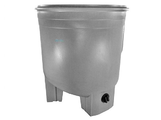 Waterway Filter Body with Labels   550-4407