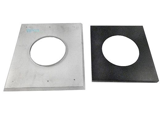 Raypak 266A/267A Heater Stack Adapter | 010331F