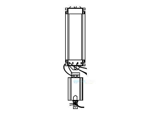 Aqua Ultraviolet Viper 400W Raw Transformer and Ignitor | AS39405