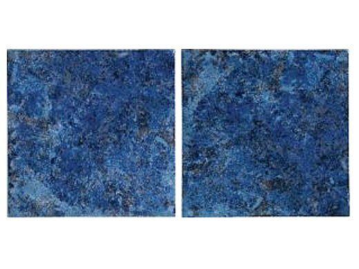 National Pool Tile Oceans 6x6 Series   Cobalt   OCEANS-COBALT