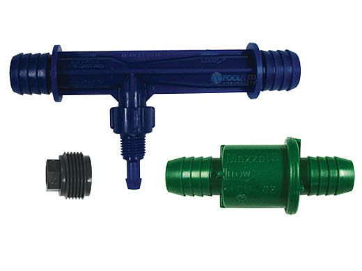 DEL Mazzei Mixing Package with #784 Injector | Blue | 9-0722-04