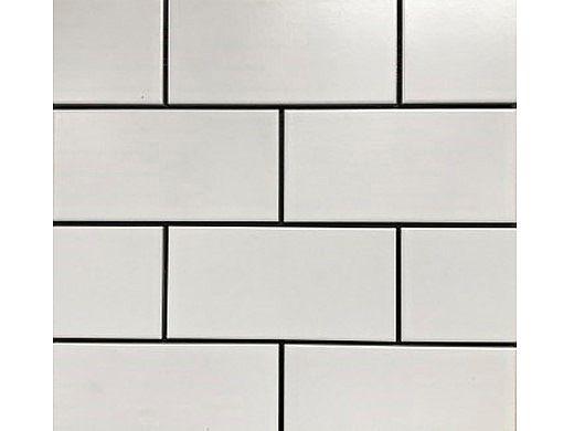 Cepac Tile Continental Subway 3x6 Series Matte White Cos 2